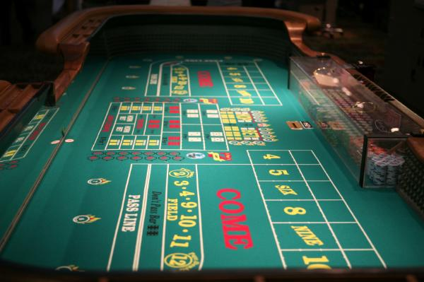 craps fire bet in laughlin